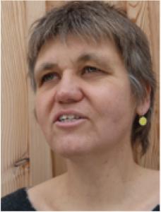 Kathrin Thurnherr | Portrait | Kunsttherapie